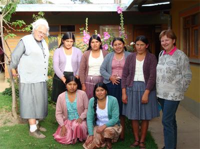 Bolivien/Bistum Cochabamba, Independencia